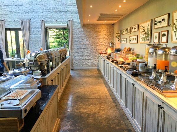 テムズ バレー カオヤイ ホテル(Thames Valley Khao Yai Hotel)の朝食