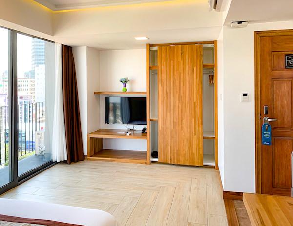 シティ コンフォート ホテル オリンピック(City Comfort Hotel Olympic)の客室1
