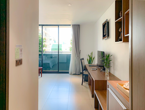 フェリス アーバン ホテル(Feliz Urban Hotel)の客室1