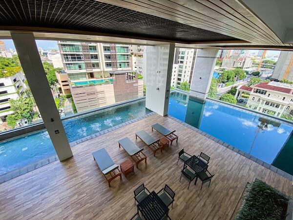 ジャスミン 59 ホテル(Jasmine 59 Hotel)のプール
