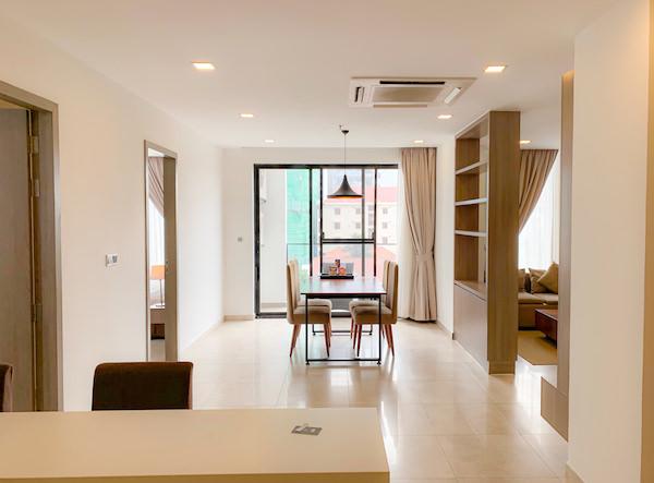マンション 51 ホテル アンド アパートメント(Mansion 51 Hotel and Apartment)の客室1