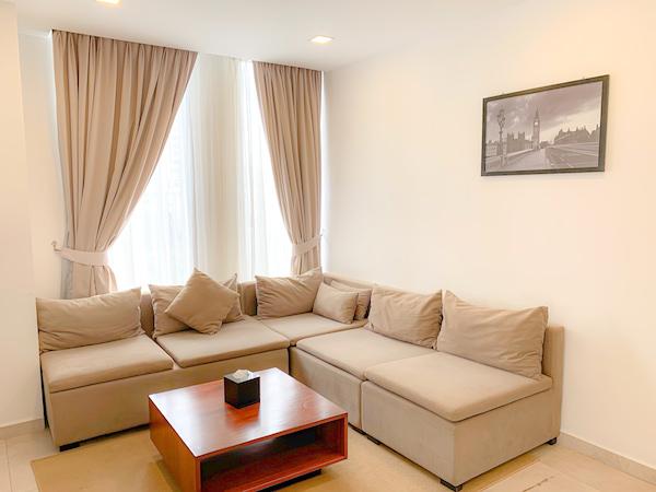 マンション 51 ホテル アンド アパートメント(Mansion 51 Hotel and Apartment)のソファールーム