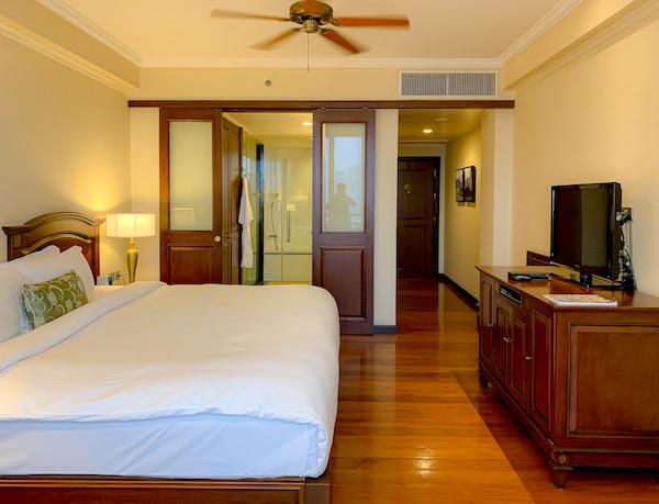 ソフィテル プノンペン プーキートラー ホテル(Sofitel Phnom Penh Phokeethra Hotel)の客室3