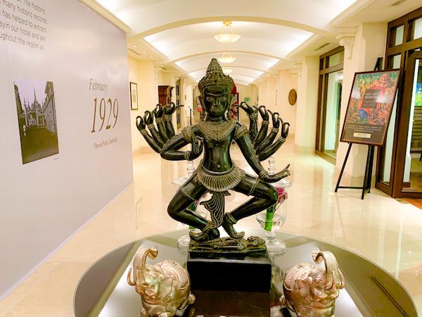 ソフィテル プノンペン プーキートラー ホテル(Sofitel Phnom Penh Phokeethra Hotel)のアートギャラリー2