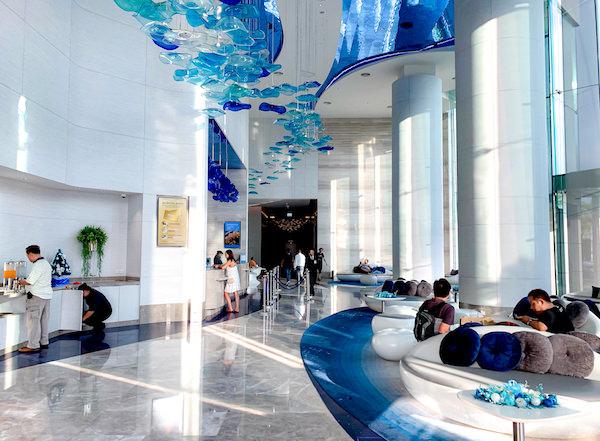 グランデ センター ポイント パタヤ(Grande Centre Point Pattaya)のエントランス
