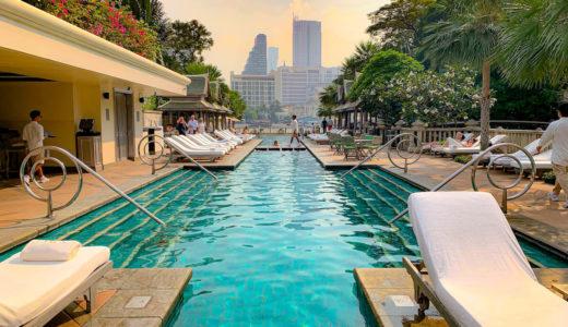 ペニンシュラ バンコク宿泊レビュー。バンコク最強のラグジュアリーホテル。