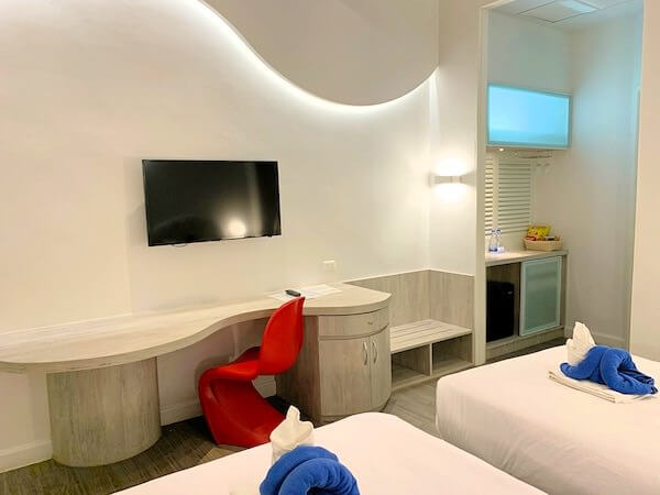 アバンタラ リゾート(Avatara Resort)の客室2