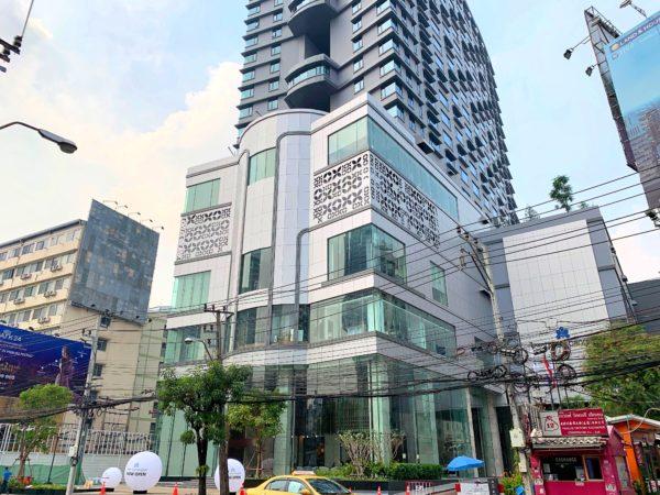 ホテル ニッコー バンコク(Hotel Nikko Bangkok)の外観