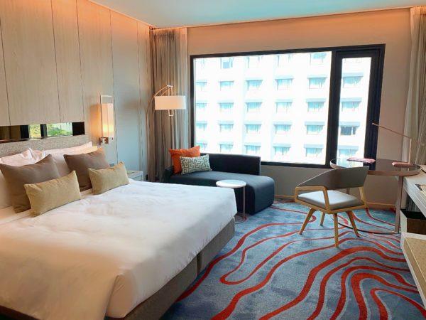 ホテル ニッコー バンコク(Hotel Nikko Bangkok)の客室2