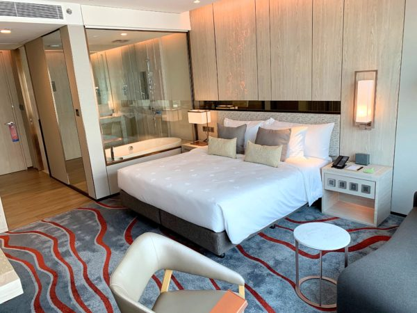 ホテル ニッコー バンコク(Hotel Nikko Bangkok)の客室3