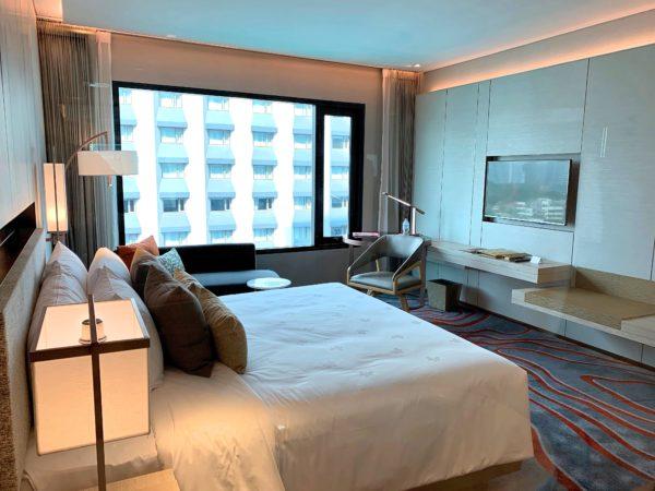 ホテル ニッコー バンコク(Hotel Nikko Bangkok)の客室5