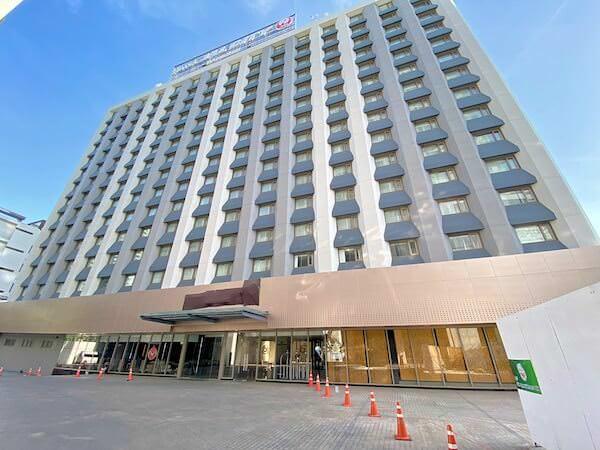 ホテル ヴァーヴ(Hotel Verve)の外観