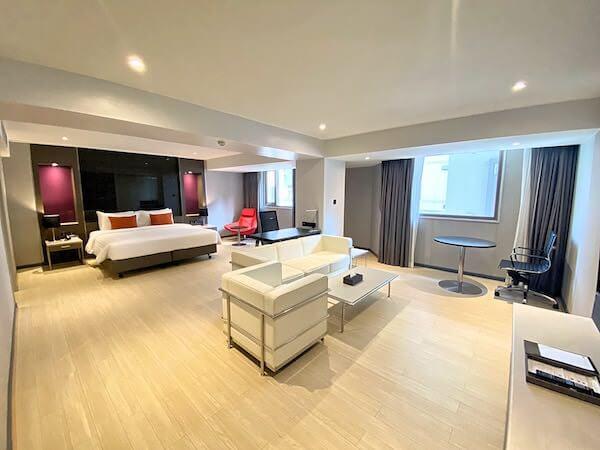 ホテル ヴァーヴ(Hotel Verve)の客室1