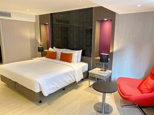 ホテル ヴァーヴ(Hotel Verve)の客室3