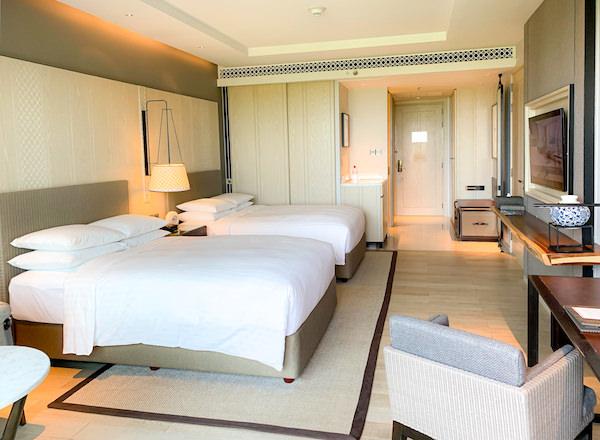 ホアヒン マリオット リゾート アンド スパ(Hua Hin Marriott Resort and Spa)の客室3