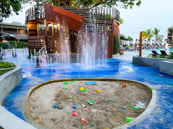 ホアヒン マリオット リゾート アンド スパ(Hua Hin Marriott Resort and Spa)の子供用プール