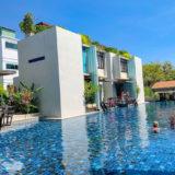 レッツシーホアヒンはプールを楽しみたいカップルにおすすめ。水上都市のようなリゾートホテル。