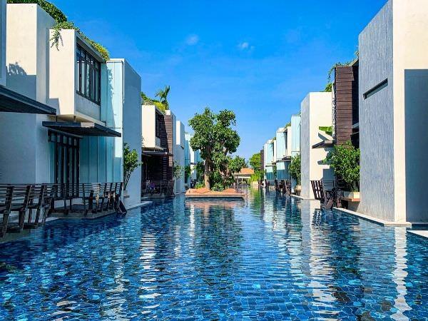 レッツ シー フアヒン アルフレスコ リゾート(Let's Sea Hua Hin Al Fresco Resort)のプール5