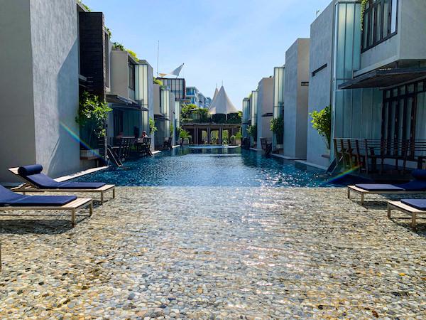 レッツ シー フアヒン アルフレスコ リゾート(Let's Sea Hua Hin Al Fresco Resort)のプール6