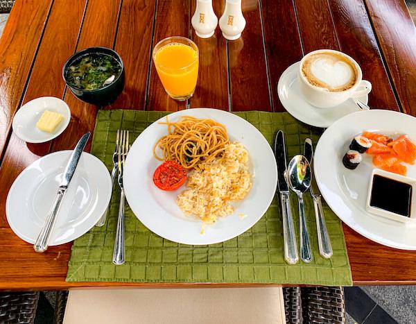 マンダリン オリエンタル バンコク(Mandarin Oriental Bangkok)の朝食
