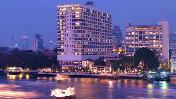 マンダリン オリエンタル バンコク(Mandarin Oriental Bangkok)の外観