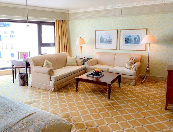 マンダリン オリエンタル バンコク(Mandarin Oriental Bangkok)の客室4