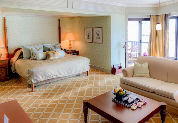 マンダリン オリエンタル バンコク(Mandarin Oriental Bangkok)の客室2