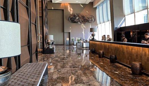 オークラ プレステージ バンコク。ナンバーワンの日系ホテルは立地もプールも最高。