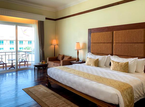 ソカ シェムリアップ リゾート アンド コンベンション センター (Sokha Siem Reap Resort and Convention Center)の客室2