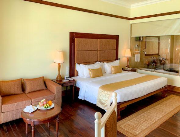 ソカ シェムリアップ リゾート アンド コンベンション センター (Sokha Siem Reap Resort and Convention Center)の客室
