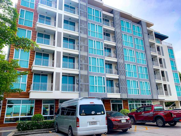 BBG シーザイド ラグジュリアス サービス アパートメント(BBG Seaside Luxurious Service Apartment)の外観