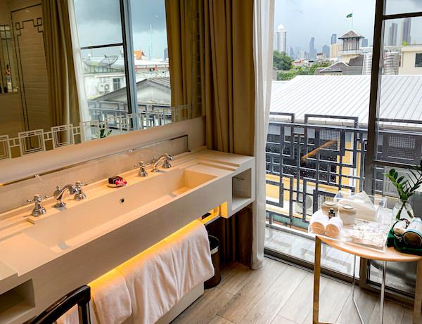 リヴァ アルン バンコク (Riva Arun Bangkok)のシャワールーム