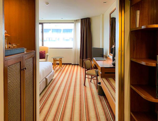 アマリ ドンムアン エアポート バンコクホテル(Amari Don Muang Airport Bangkok Hotel)の客室1