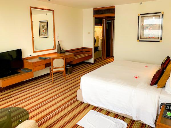 アマリ ドンムアン エアポート バンコクホテル(Amari Don Muang Airport Bangkok Hotel)の客室3