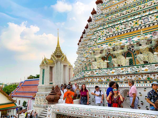 ワットアルンの大仏塔2