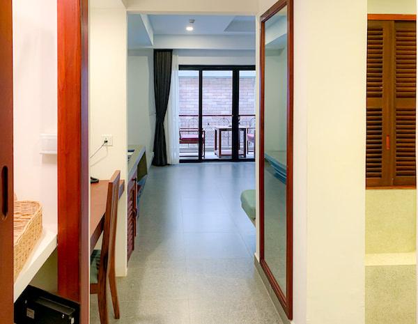 クメール マンション レジデンス(Khmer Mansion Residence)の客室1