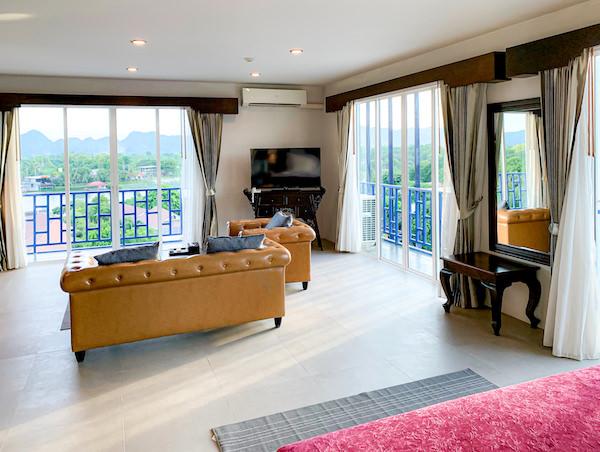 ザ ブリッジ レジデンス ホテル (The Bridge Residence Hotel)の客室2