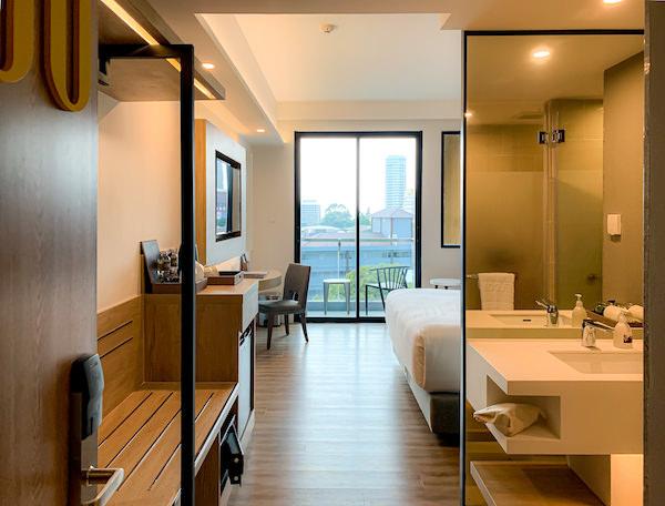 ホテル アンバーパタヤ(Hotel Amber Pattaya)の客室1