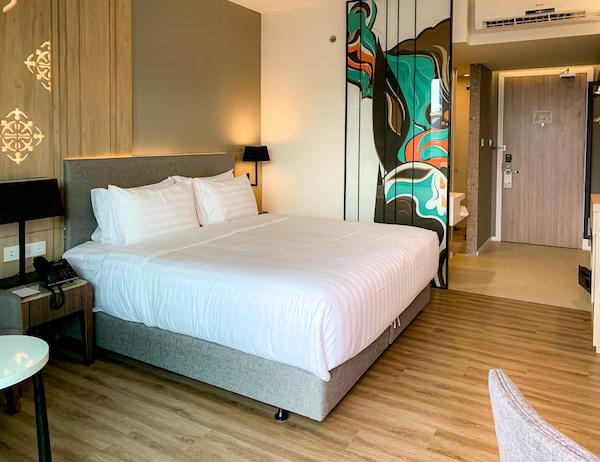 ホテル アンバーパタヤ(Hotel Amber Pattaya)の客室3