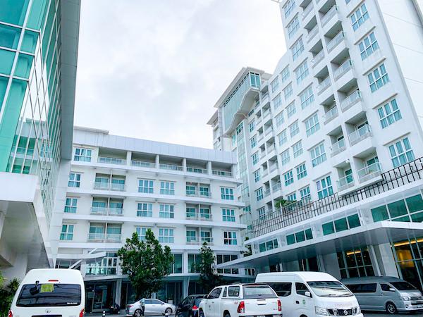 クラシック カメオ ホテル アンド サービスド アパートメンツ アユタヤ (Classic Kameo Hotel and Serviced Apartments, Ayutthaya)の外観