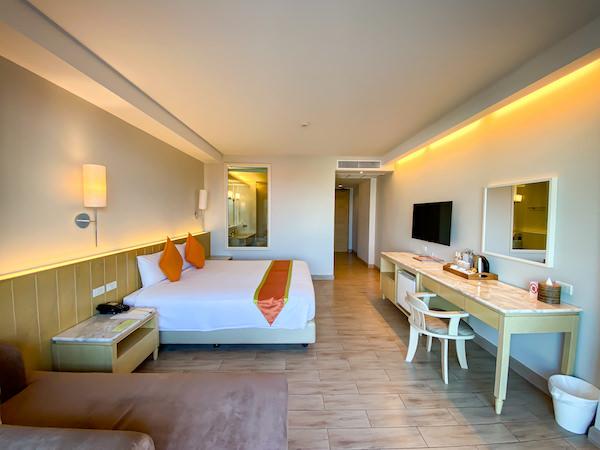 ヒセア ホアヒン ホテル(Hisea Huahin Hotel)の客室2