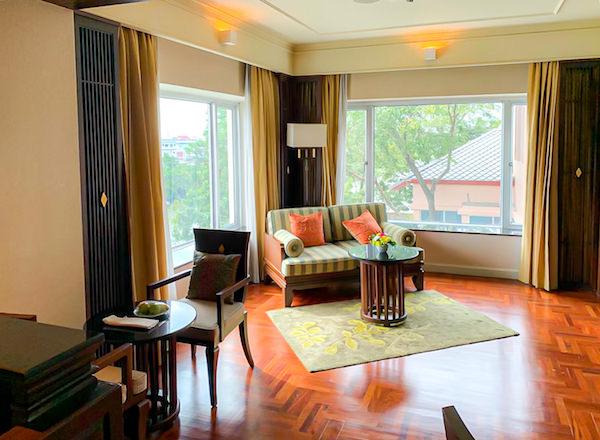 クルンシリ リバー ホテル(Krungsri River Hotel)の客室2