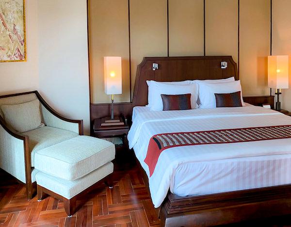 クルンシリ リバー ホテル(Krungsri River Hotel)のベッドルーム2