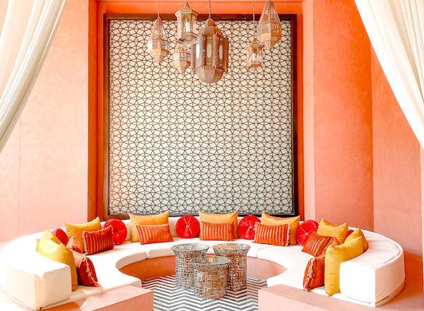 マラケシュホアヒン リゾート アンド スパ(Marrakesh Hua Hin Resort and Spa)のロビー