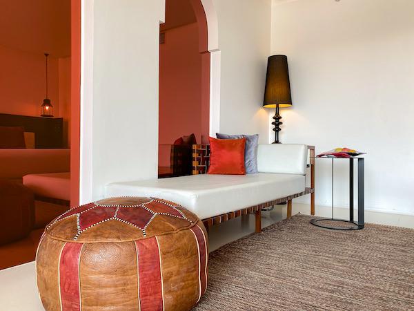 マラケシュホアヒン リゾート アンド スパ(Marrakesh Hua Hin Resort and Spa)の客室2