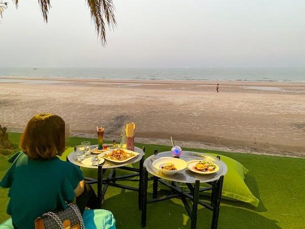 マラケシュホアヒン リゾート アンド スパ(Marrakesh Hua Hin Resort and Spa)のレストラン2