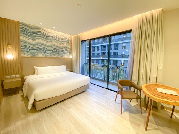 メイヴン スタイリッシュ ホテル ホアヒン(Maven Stylish Hotel Hua Hin)の客室2