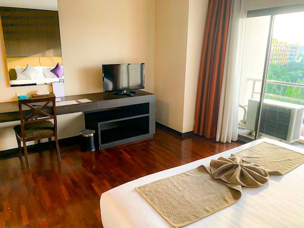 ミダ ホテル ドンムアン エアポート バンコク(Mida Hotel Don Mueang Airport Bangkok)の客室2
