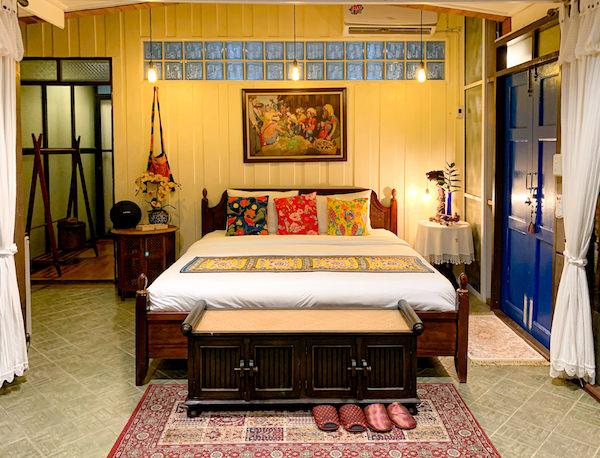 プタール レジデンス(Phuttal Residence)の客室1