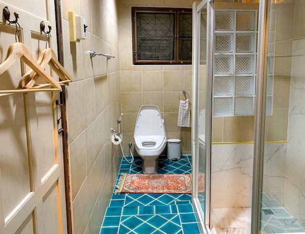 プタール レジデンス(Phuttal Residence)のシャワールーム1